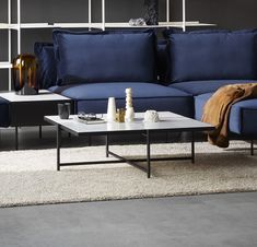 From the iconic Daybed to the grand Modular Sofa, all HANDVÄRK seating objects are meticulously designed in Denmark and characterized by aesthetic sustainability: a timeless object in a quality last a lifetime. Danish Furniture, Furniture Design, Tile Top Tables, Nordic Living Room, Grey Wall Decor, Nordic Interior Design, Home Modern, Sofa Home, Living Room Inspiration