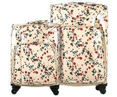 Me declaro fan de las maletas de Misako!