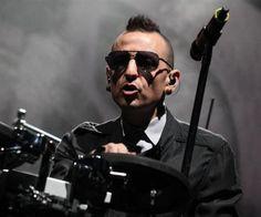 Linkin Park live in Melbourne Chester Bennington