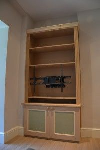 mdf alcove shelving units - Google Search