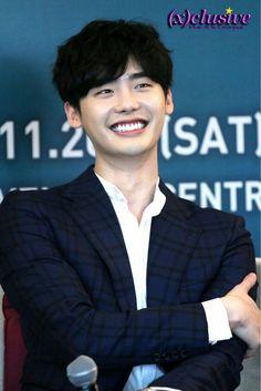 Lee Jong Suk: