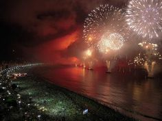 Places For New Year Celebration