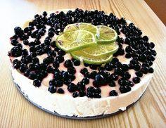Limetkový cheesecake sborůvkami Cheesecakes, Nutella, Pudding, Food, Custard Pudding, Essen, Cheesecake, Puddings, Meals