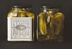 Kelemen's Mild Dill Pickles - 750mL by Bals Provisions on Gourmly