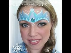 ▶ Elsa/ Frozen inspired princess crown tutorial - YouTube