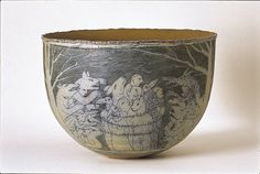 birgitte borjeson. It would be sacrilege to put anything in this bowl. Work of Art.