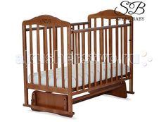 Детская кроватка Sweet Baby Luigi поперечный маятник  Детская кроватка Sweet Baby Luigi поперечный маятник сочетает в себе изысканный дизайн и надежность. Кроватка изготовлена из натуральной древесины бука, являющимся одним из лучших и безопасных материалов детской мебели. Для окраски кроватки применяются лаки, не содержащие вредные для здоровья ребенка вещества.  Массив березы является главной составляющей детской кровати Sweet Baby Luigi за счет свойств породы натурального дерева…