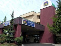 Best Western Cascadia Inn in Everett, WA  #hotels