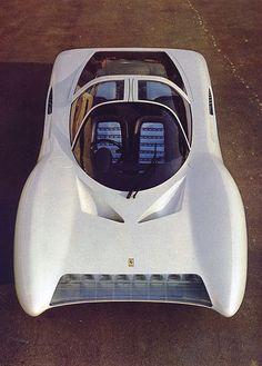 Ferrari 250 P5 (Pininfarina), 1968 - Original White
