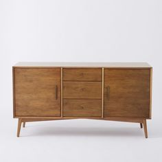 Home design ideas: This mid-century modern credenza is perfect for your home renovation this Spring 2018