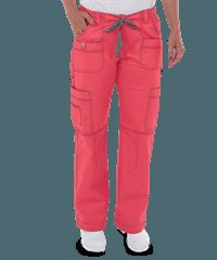 Dickies Gen Flex Scrubs Women's PETITE Youtility Cargo Pant