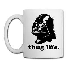 Darth Vader THUG LIFE - Coffee / Tea Mug