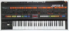 Roland Jupiter 8 - I want this.
