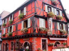 RIBEAUVILLE Haut-Rhin (Alsace)