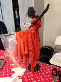 22/11/14 - FABRIC SCULPTURE - FIGURINE JOIN US FOR A GREAT CLASS HERE www.lovinglymadeltd.co.uk
