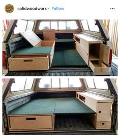The perfect camping setup for the back of your truck! – Haus Dekorationen The perfect camping setup for the back of your truck! Pickup Camping, Camping Bedarf, Truck Bed Camping, Camping Storage, Camping Ideas, Rv Storage, Storage Ideas, Camping Images, Camping Tricks