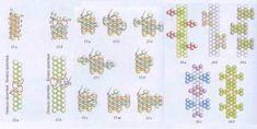 Разнообразные браслеты (10 видов) / Браслеты / Biserok.org