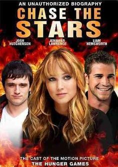 Chase the Stars: The Cast of the Hunger Games DVD