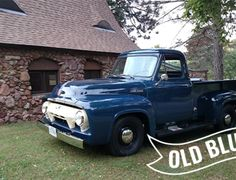 Old Blue – 1954 Ford F250