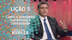 Programa de estudo da Lição da Escola Sabatina. TV Novo Tempo