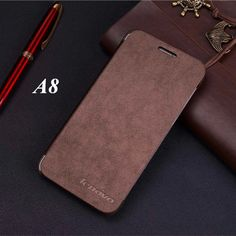 Luxury Classic Simple Style flip Phone cover leather case For Lenovo A8 A806 A808T Original Phone Case 11 colors #clothing,#shoes,#jewelry,#women,#men,#hats,#watches,#belts,#fashion,#style