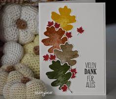 stampin with beemybear - Herbstfarben, Stampin'Up