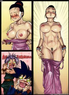 Can suggest Dragon ball z kamehasutra porn comics