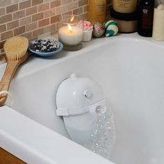 Bubble Bath Machine