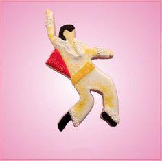 Elvis Presley Cookie Cutter