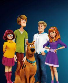 Scooby Doo Cartoon Network, Scooby Doo Images, Scooby Doo Pictures, Looney Tunes Wallpaper, Cartoon Wallpaper, Desenho Scooby Doo, Daphne From Scooby Doo, Scooby Doo Mystery Incorporated, Velma Dinkley