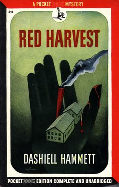Noirboiled Notes: Review: Dashiell Hammett, Red Harvest (1929)