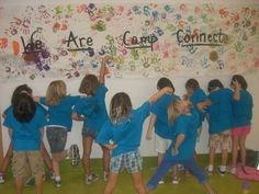 Connect to learning and the world around you at Camp Connect!