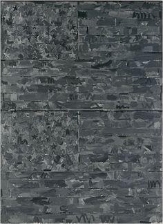 jasper johns Two Flags 1959 Art Print for sale. Transform your space with nice Two Flags 1959 Art Print at payable price. Jasper Johns Paintings, Jasper Indiana, Intermediate Colors, Neo Dada, Monochrome, Pop Art Movement, John Gray, Robert Rauschenberg, Flag Art