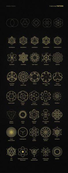 Tattoo ideas geometric symbols sacred geometry Ideas for 2019 Simbolos Tattoo, Tattoo Hals, Tatoo Art, Body Art Tattoos, Tech Tattoo, Ocean Tattoos, Shape Tattoo, Sacred Geometry Symbols, Sacred Geometry Tattoo