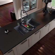 Vigo Undermount Stainless Steel Kitchen Sink, Faucet, Grid, Colander and Dispenser | Overstock.com Shopping - Big Discounts on Vigo Sink & Faucet Sets