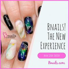Call for Appointment: 844.218.5859  Book Appointment Online: Bnails.com/appointment Diy Nails, Swag Nails, Anchor Nails, Cute Simple Nails, Best Nail Salon, 4th Of July Nails, Beach Nails, Nail Shop, Cool Nail Designs