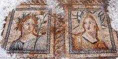 Metropolis in turkey Ancient Romans, Ancient Greek, Small Icons, Holy Roman Empire, Byzantine Art, World's Most Beautiful, Illuminated Manuscript, Mosaic Tiles, Archaeology