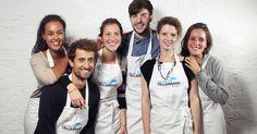 Über den Tellerrand kochen   UNITEDNETWORKER Startup und Wirtschaft