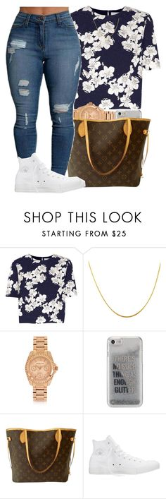 f07c3939e66a make it easier to love you by mindlesspolyvore on Polyvore featuring Erdem