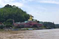 Temple-boat