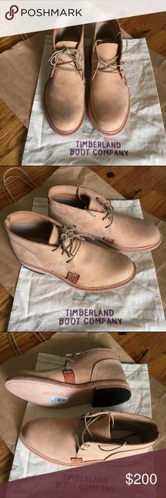 Timberland boot Timberland ankle boot , these are men's 7M , if you are a women 9 91/2 they will fit you! Brand new never worn 😊 Timberland Shoes Boots