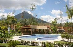 Magic Mountain, La Fortuna, Costa Rica