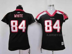 http://www.xjersey.com/falcons-84-white-women-black-jerseys.html FALCONS 84 WHITE WOMEN BLACK JERSEYS Only 32.17€ , Free Shipping!