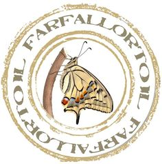 Il logo. THE FARFALLORTO that the garden of butterflies, physical and virtual place where love and love are cultivated plants, flowers, butterflies and sensitive children. IL FARFALLORTO ossia l'orto delle farfalle, luogo virtuale e fisico dove con amore e per amore si coltivano piante, fiori, farfalle e bambini sensibili.