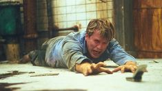 Cary Elwes and Jake Busey Join Stranger Things Season 3 - Nightmare on Film Street David Fincher, Kevin Spacey, Bruce Willis, Fight Club, Brad Pitt, Funny Weed Memes, Jake Busey, Jigsaw Saw, Stoner Humor