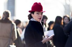Statement Hat - Here's What Guests Wore to the Couture Shows in Paris - Photos