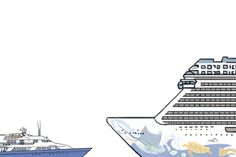 Are you a fan of big cruise ships with all the bells and whistles or do you prefer smaller boats with fewer frills but more intimacy?