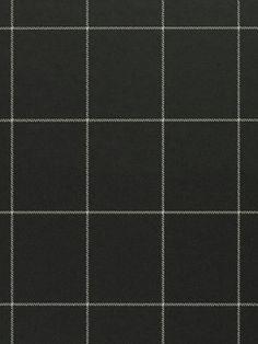 DecoratorsBest - Detail1 - LWP62716W - CLIFTON TATTERSAL - JET - Wallpaper - DecoratorsBest