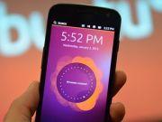 A Canonical anunciou que está levando o sistema operacional Ubuntu para dispositivos móveis. O novo OS é baseado no kernel do Android, e, segundo a Canonical, abre caminho para uma nova categoria de 'superphones'.