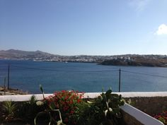 Ornos Beach, Mykonos Villas, Bus Stop, Apartments, Entrance, Oven, Building, Easy, House
